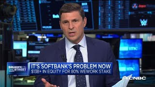 Sources: WeWork would have run out of money by next Friday without SoftBank deal