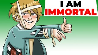 I am Immortal | Animated Story about Fears