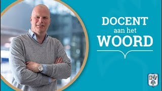Business School Notenboom - docent Victor aan het woord