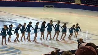 Ellie Figure Skating showcase 2017