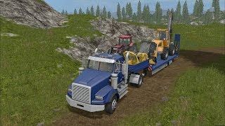 Farming Simulator 17 - Forestry and Farming on Goldcrest Valley 013