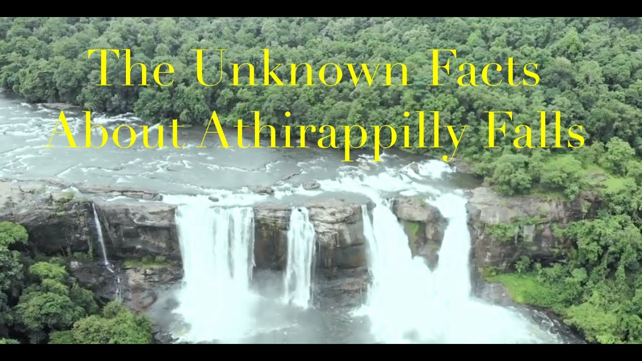 The Unknown Facts About Athirappilly Falls || Bahubali waterfalls || Kerala || Rivaz Travel