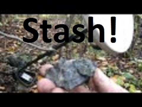 The Stash - Part 1 - Exploring the old Silver Mine