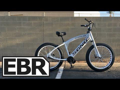 Soul Fast E Bikes Sonic Stomper SS Review - $4.9k