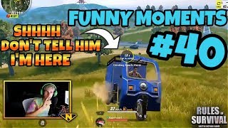 Rules of Survival Funny Moments #40
