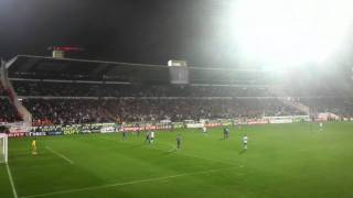 Bir derdim var Bin dermana değişmem asla 03.11.2011 Beşiktaş Dynamo Kiev maçı Kapalı
