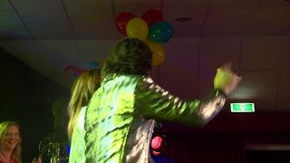 Roy Donders en Patty Brard blikken terug op hun eerste optreden
