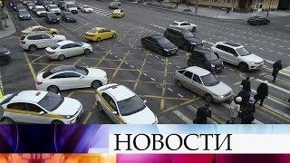 С 1 марта ГИБДД Москвы начнет фиксировать выезд на «вафельницу» с помощью видеокамер.