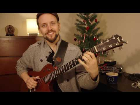 Christmas Chord Melody - Let It Snow