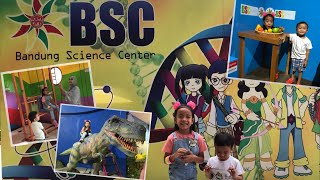 Download Video Ada apa di Bandung Science Center | Wisata Edukasi | Homeschooling Zara Cute MP3 3GP MP4