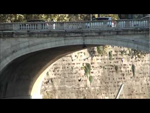 Water of Rome, footage in slow motion by Sony CX115