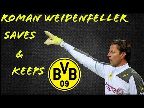Roman Weidenfeller - Saves - Borussia Dortmund