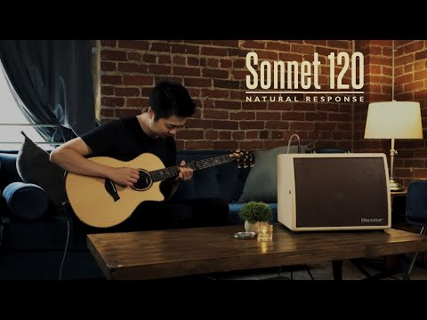 Natural Response for Your Acoustic Instrument | Sonnet 120 | Blackstar