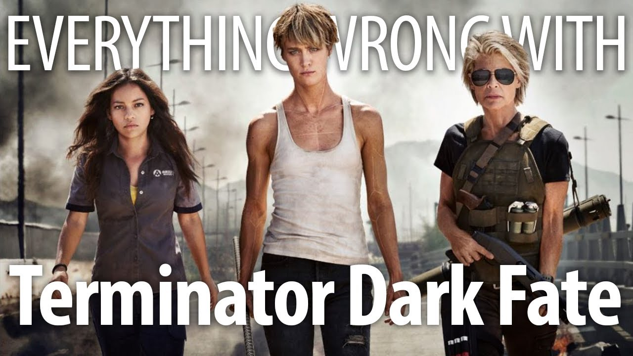 Download Everything Wrong With Terminator: Dark Fate In Zzzzzzzz Minutes