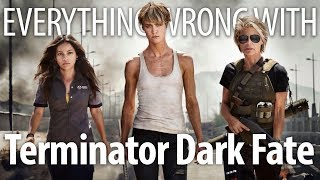 Everything Wrong With Terminator: Dark Fate In Zzzzzzzz Minutes