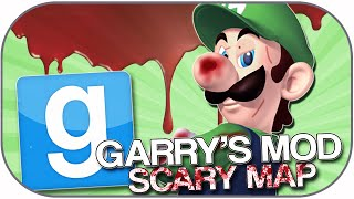 Gmod Scary Maps: Jump Scares, Funny Fails & Crappy Endings! (Gmod Funny Moments)