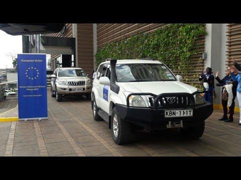 EU deploys long-term Election Observer Mission to Kenya