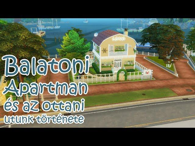 Balatoni Apartman - És A ,,Nyaralásunk