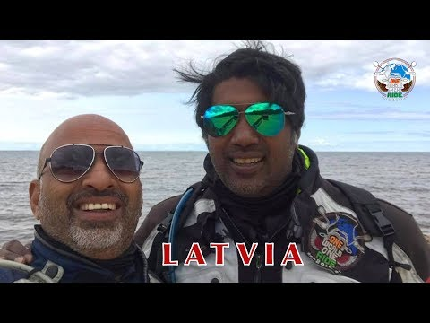 WORLD RIDE 2017 || EP. 56 || ESTONIA TO LATVIA