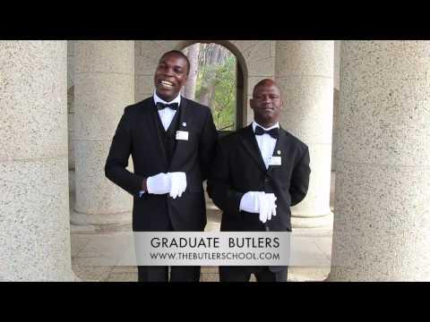Butler Training & Butler Service
