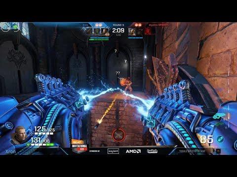 Xron – Spart1e (group stage), Quake BEAT Invitational