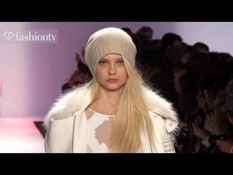Fashion Week - The Best of New York Fashion Week Fall/Winter 2013-2014 Review | FashionTV