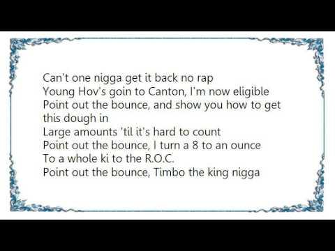 JayZ  The Bounce Lyrics