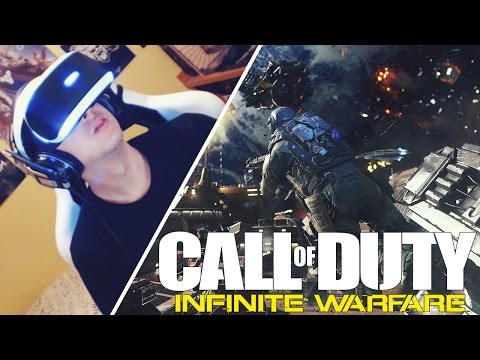 """CALL OF DUTY INFINITE WARFARE JACKAL ASSAULT"" 