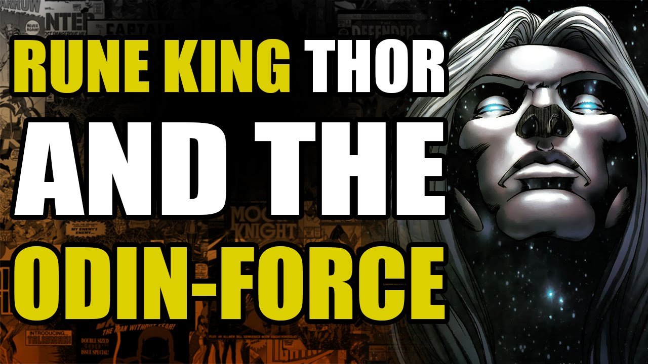 Rune King Thor The Odin Force Youtube