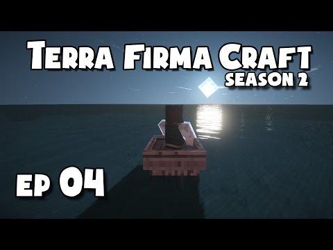 TerraFirmaCraft - S2 #04 - Sandwiches!!!