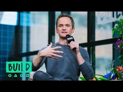 "Neil Patrick Harris Talks About Season 2 Of ""A Series of Unfortunate Events"" & Genius Junior"