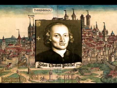 Johann Pachelbel: Partita I in F major (Musicalische Ergötzung)