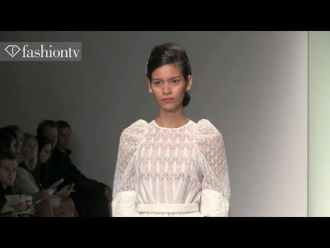 Bora Aksu Spring/Summer 2014 | London Fashion Week | FashionTV