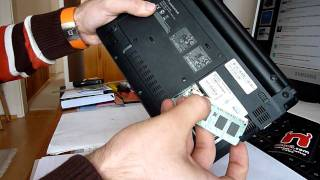 Packard Bell Dot S2 RAM and HDD Upgrade