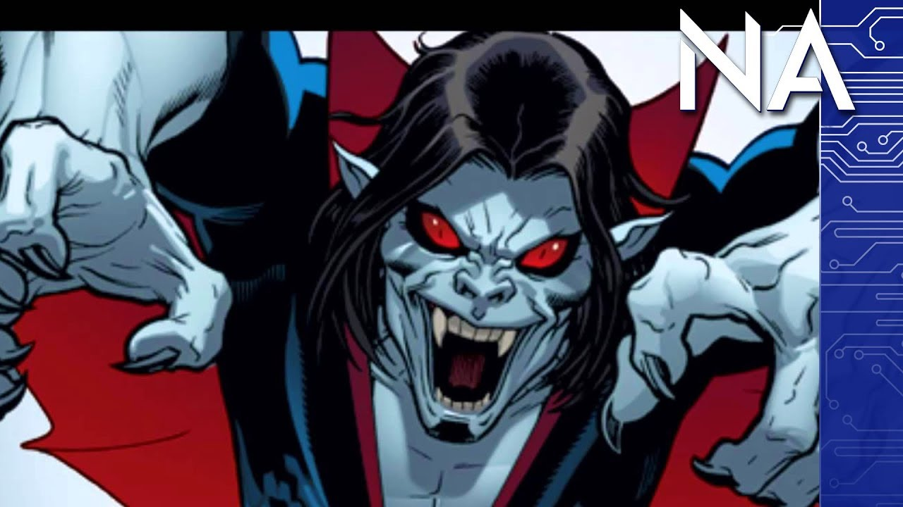 D List Marvel Comics Villain Morbius Is Getting A Movie