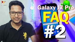 Samsung Galaxy J7 Pro FAQ 2 | Data Dock