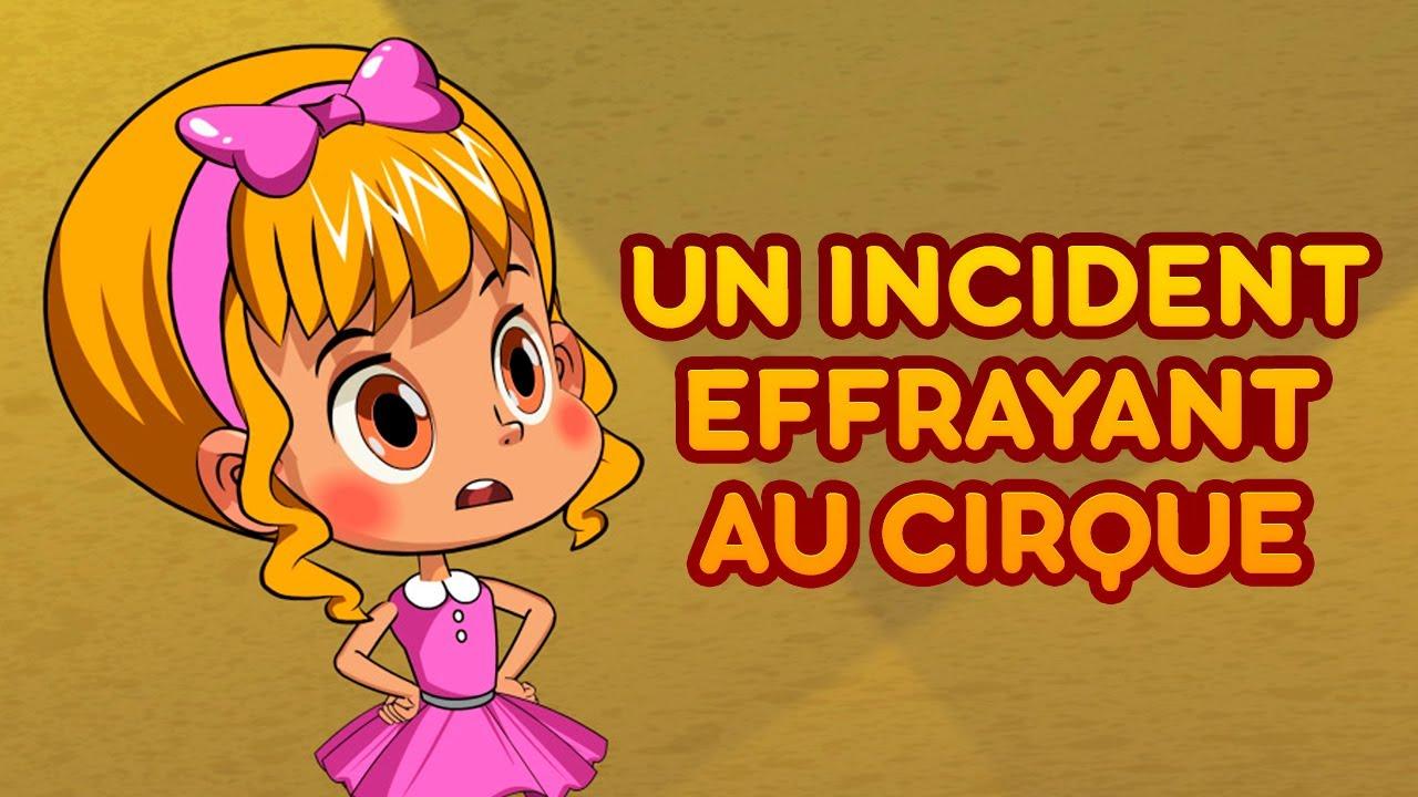 Download Les Contes Fantastiques De Masha 👻 Un Incident Effrayant Au Cirque 👦(Épisode 25) 🤖Masha et Michka