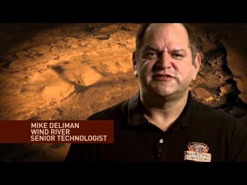 NASA Jet Propulsion Laboratory MSL Curiosity -- Customer Success Video