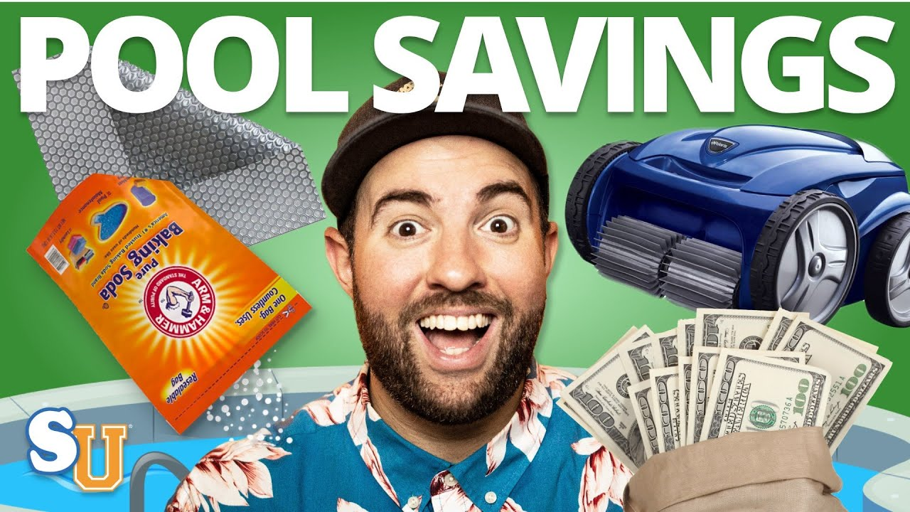 How To SAVE MONEY On Swimming POOL Maintenance (12 Tips)   Swim University