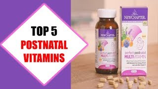 Top 5 Best Postnatal Vitamins 2018 | Best Postnatal Vitamin Review By Jumpy Express