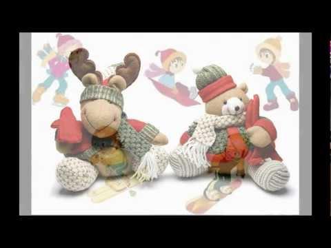 Craciun - Colaj Craciun si iarna pentru copii