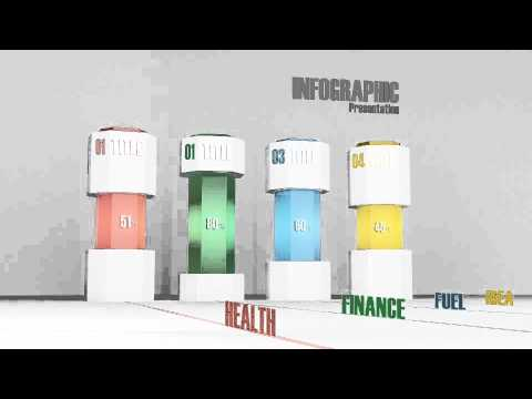Infographic Ideas living healthy infographics videohive free download after effects templates : Infographics - YouTube