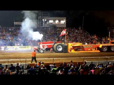 2017 Lions Super Pull of the South-Chapel Hill, TN Saturday Night