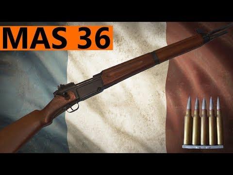 MAS 36  - Pourquoi un fusil à verrou à l'aube de la Seconde Guerre Mondiale ?