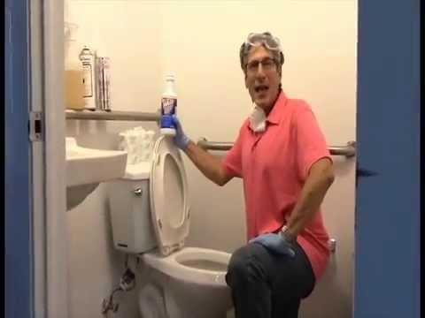 vanish non acid bowl bathroom cleaner ii the toilet genie youtube