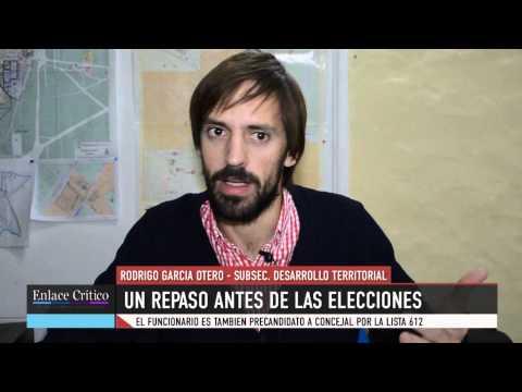 Entrevista Rodrigo Garcia Otero