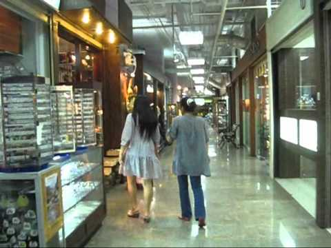 Bangkok Silver Jewelry Plaza At Pratunam Center Youtube