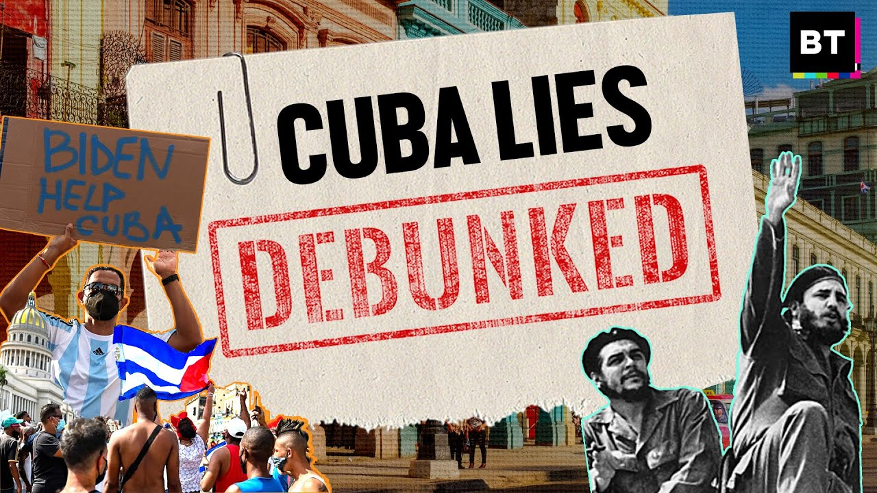 The Truth about Cuba & the Crisis in South Africa