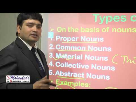 What Are Nouns? Part 1 | Learn English | Imp. For Banking |