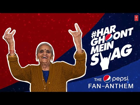 pepsi-fan--anthem:-har-fan-mein-swag-|-har-ghoot-mein-swag